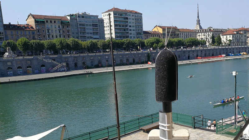 Ntek - Turin nightlife clubs choose Ntek Acoustic Monitoring System