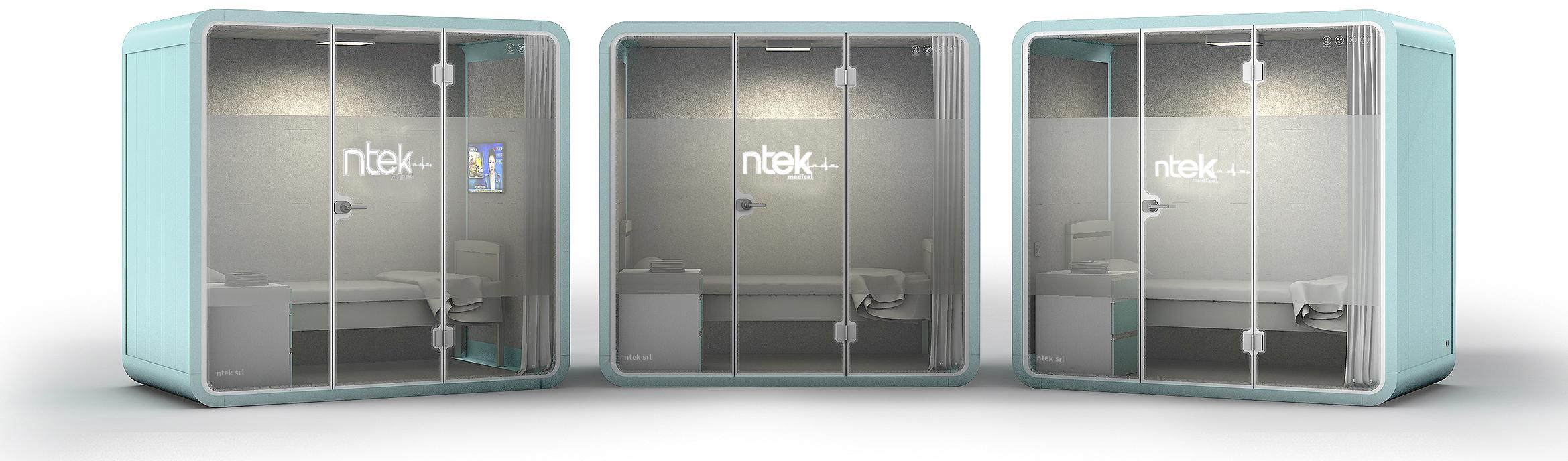 Ntek Healthcare Logo